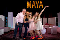 Maya S's Bat Mitzvah ~ Temple Sinai & Bethesda Jazz and Supper Club