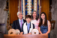 Nathaniel Z's Bimah Portrait Session ~ Proof Gallery