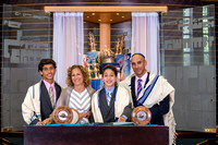 Ari G's Bar Mitzvah ~ Congregation Beth El & Sequoia