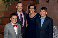 Ethan W's Bar Mitzvah ~ Temple Shalom and Positano's Restaurant