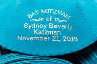 Sydney K's Bat Mitzvah ~ Bolger Center; Potomac, MD