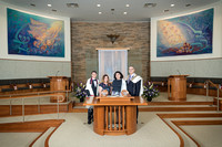 Clara G's Bat Mitzvah ~ Congregation BethEl and Spirit of Washington