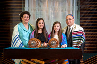 Jeannie S's Bat Mitzvah ~ Congregation Beth El