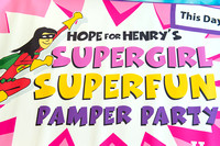 SuperGirl SuperFun Pamper Party on 02/14/2014 - FINAL GALLERY