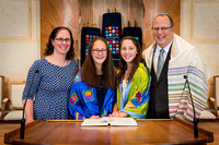 Rebecca H's Bimah Portrait Session at Adat Shalom ~ Proof Gallery